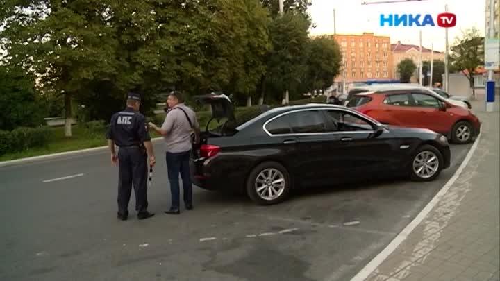 Темные нарушители: Автоинспекторы устроили рейд потонировке вКалуге